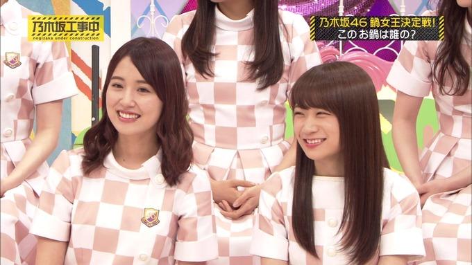 乃木坂工事中 鍋女王決定戦③ (7)