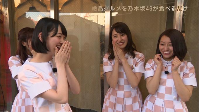 乃木坂46の食べるだけ①堀 衛藤 桜井 優里⑧ (45)