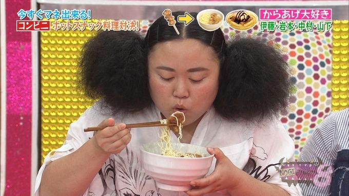 NOGIBINGO8 ホットスナック選手権 理々杏 蓮加 美月 麗乃 (78)