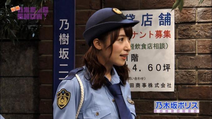 乃木坂46SHOW 乃木坂ポリス 自転車 (35)