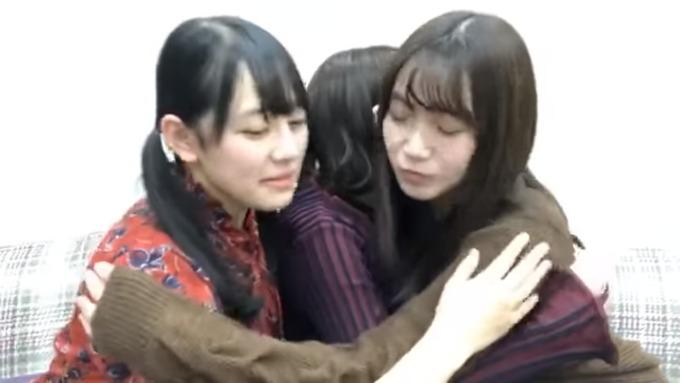 渡辺みり愛 向井葉月 中元日芽香 SR (6)