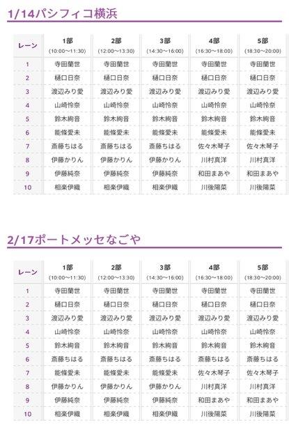 アンダーアルバム 握手会 (1)