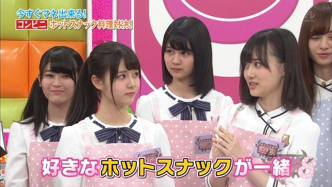 NOGIBINGO8 ホットスナック選手権 理々杏 蓮加 美月 麗乃 (14)