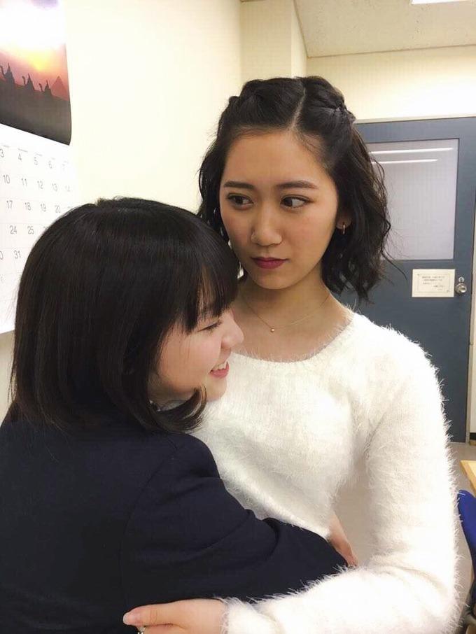 渡辺みり愛 甘えん坊 (2)