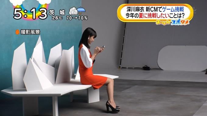 おは4 深川麻衣 ゲームCM (3)