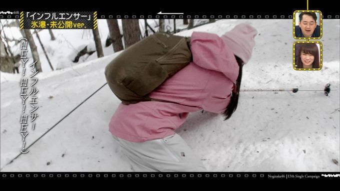 乃木坂工事中 17枚目ヒット祈願 インフルエンサー氷瀑 (17)