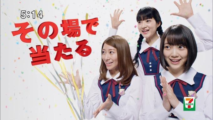 乃木坂46セブンイレブン CM (9)