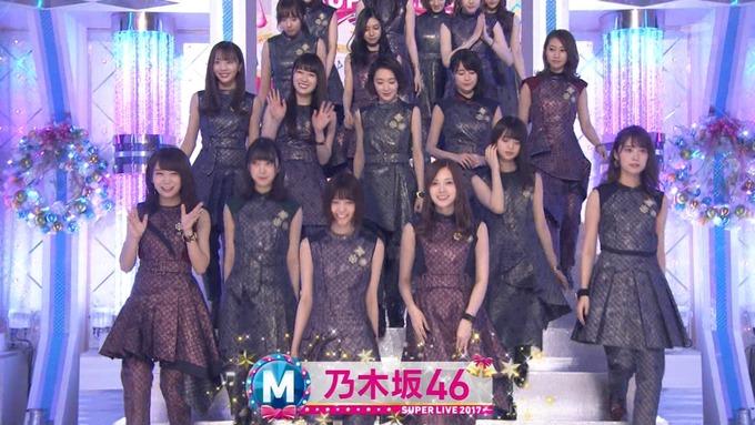 Mステ スーパーライブ 乃木坂46 ① (7)