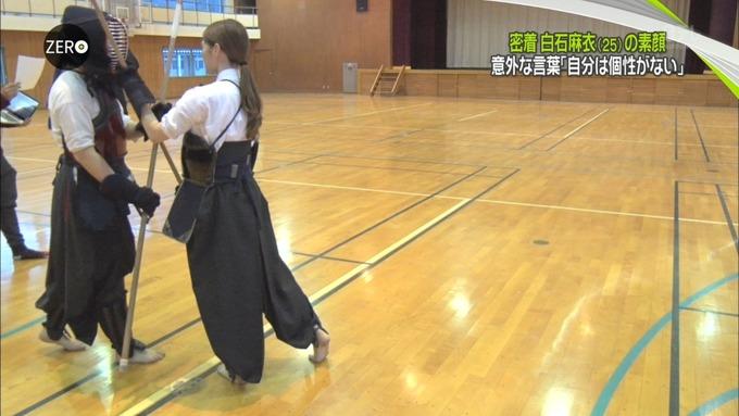 NEWS ZERO 白石麻衣特集 (52)
