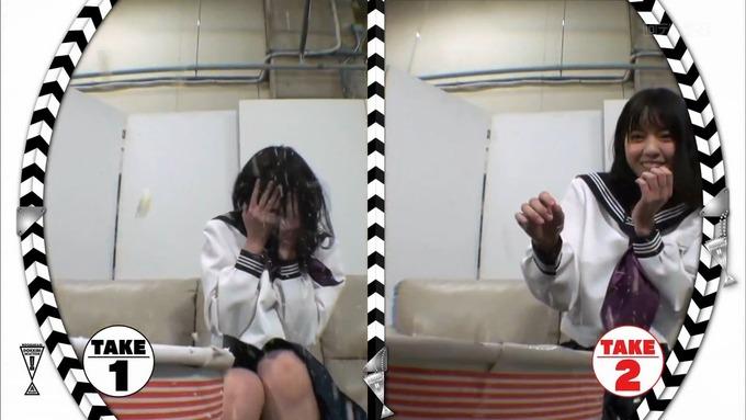 【乃木坂工事中】西野七瀬『ドッキリリアクション大賞』 (66)