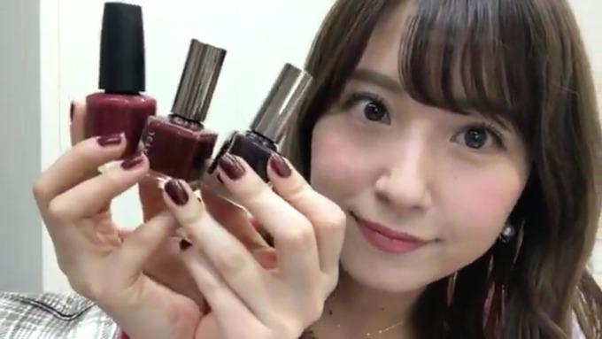 2017,11,27 新内眞衣 衛藤美彩 星野みなみ SR (258)