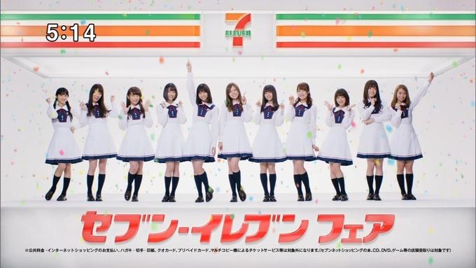乃木坂46セブンイレブン CM (15)