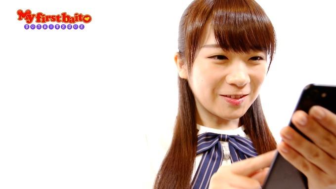 6 My first baito 秋元真夏① (4)