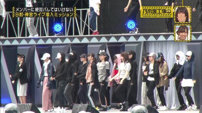 乃木坂工事中 日村密着⑥ (109)
