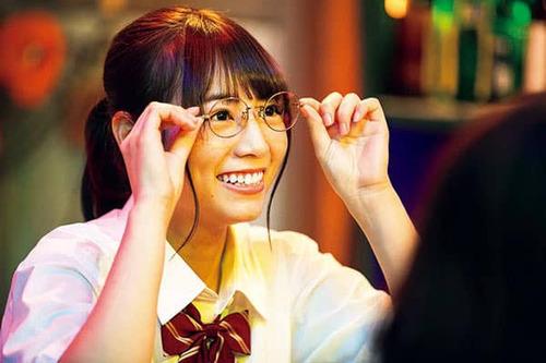 """【衝撃】メガネ北野日奈子、""""きいちゃん""""を隠しきれず"""