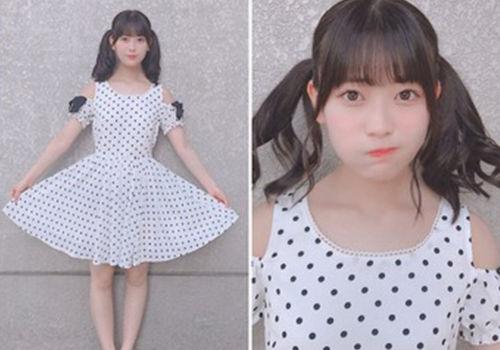 【乃木坂46】れんかちゃんのオフショル&ひらひらスカートが、けしかrじゃない…可愛いwwww