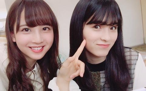 でんちゃんの笑顔可愛いねw 桃ちゃんもいい表情w【乃木坂46】
