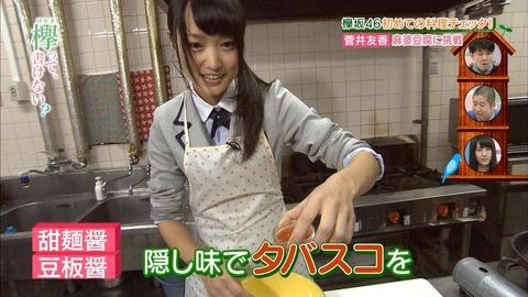 菅井 麻婆豆腐