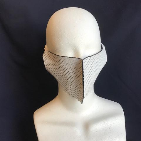 革マスク6
