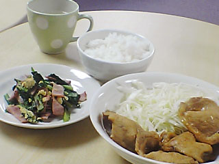 2006-4/23 ご飯写真