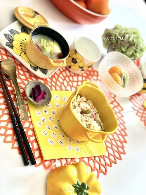料理・・・桜エビの炊き込みご飯6
