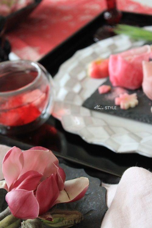 料理・・・・ピーツの手毬寿司&吸い物5