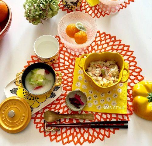 料理・・・桜エビの炊き込みご飯7