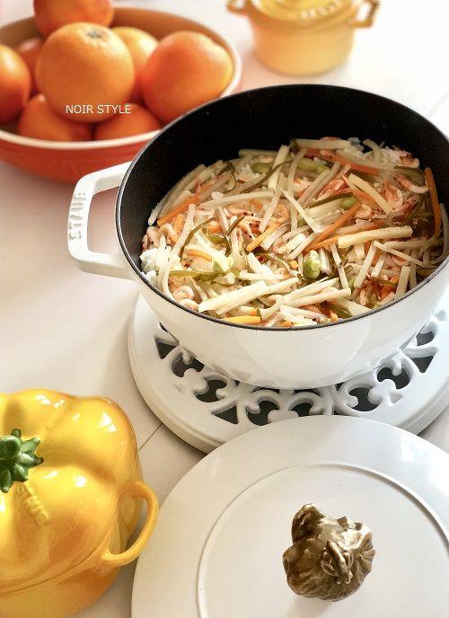 料理・・・桜エビの炊き込みご飯