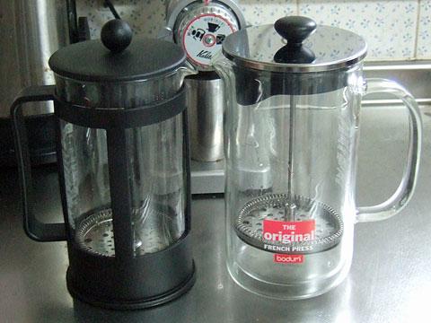 bodum BISTRO ダブルウォール コーヒーメーカー