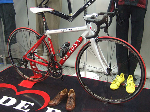 自転車トーマス新年会