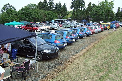 FTP グループ駐車