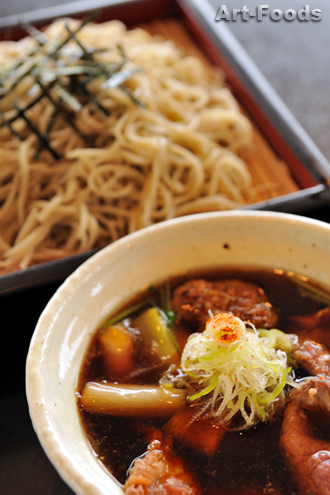 鴨せいろ by Art-Foodsさん