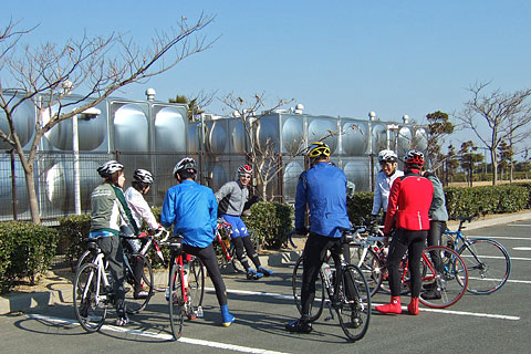 伊良湖サイクリング