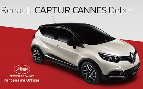 Captur Cannes