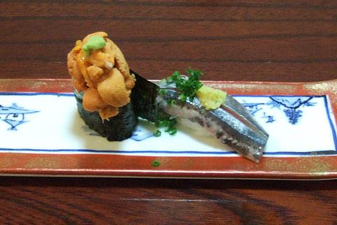 安来寿し 寿司
