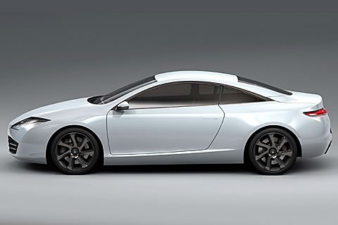 Laguna Coupe Concept