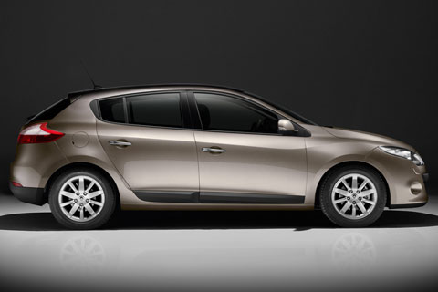 NEW RENAULT MEGANE HATCH