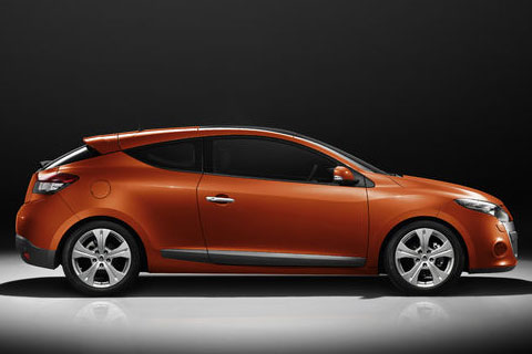 NEW RENAULT MEGANE COUPE