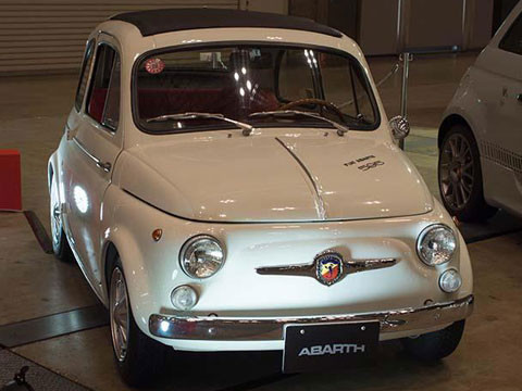 Fiat Abarth 595 Berlina