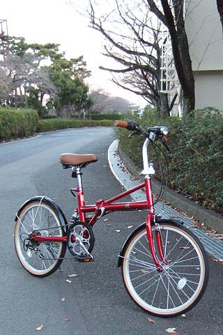 フィアット 折りたたみ自転車