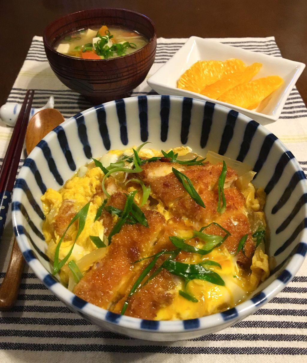 レシピ カツ 丼