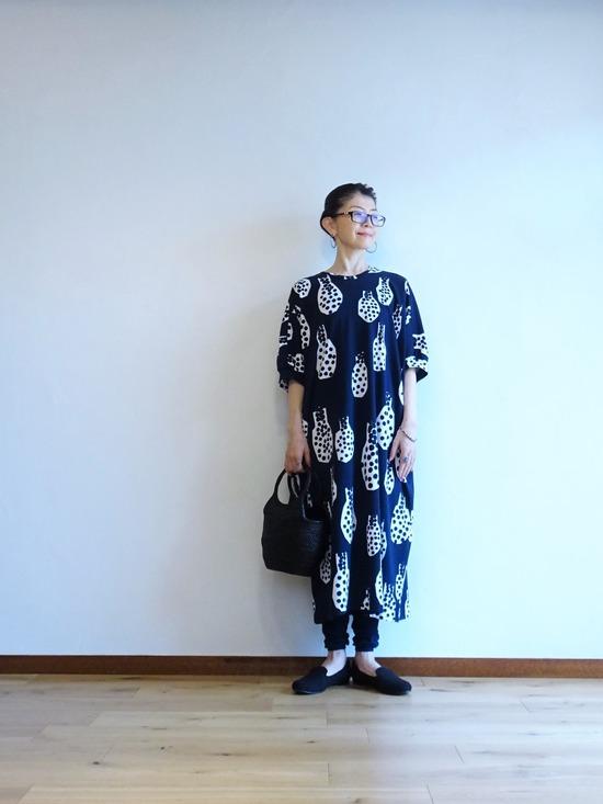 秋のcidreドレス (2)2