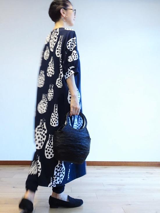 秋のcidreドレス (1)