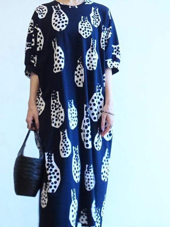 秋のcidreドレス (3)2