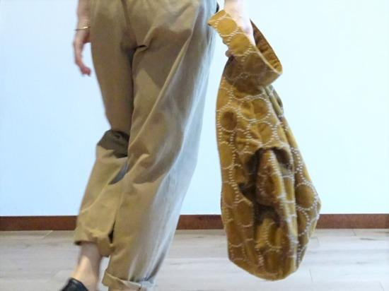 atelier naruseチノサロペット&ユニクロ+J (5)2
