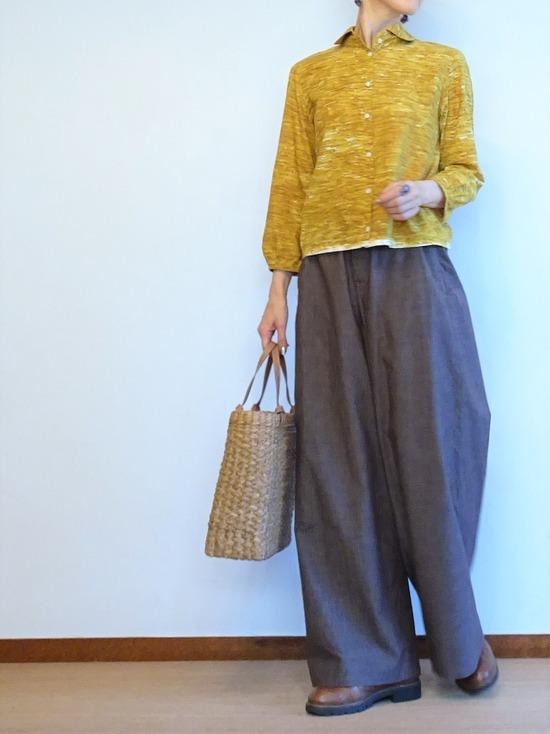 little windシャツ&45Rパンツ (2)