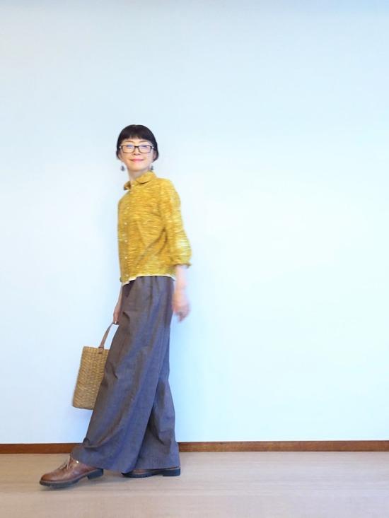 little windシャツ&45Rパンツ (1)