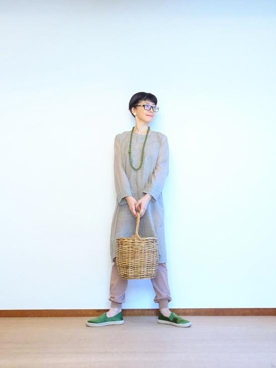 イザベルマラン刺繍カフタン&タンバリンレギンス (1)