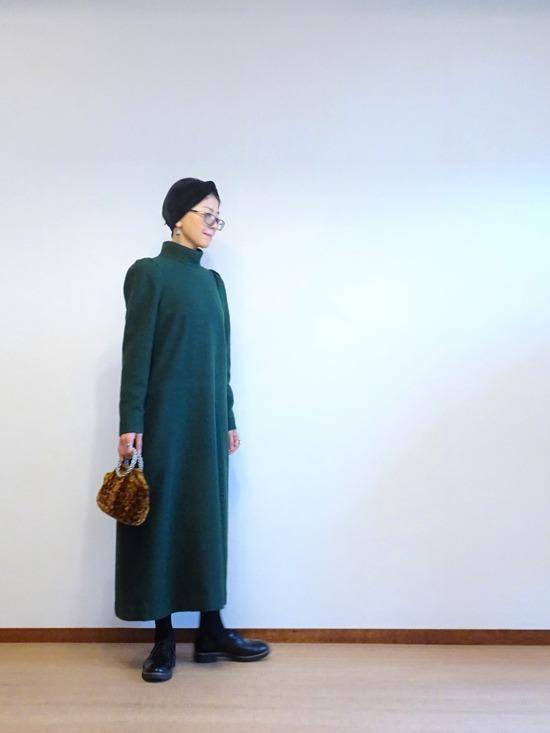 ミナペルホネン~siimes~ドレス (1)