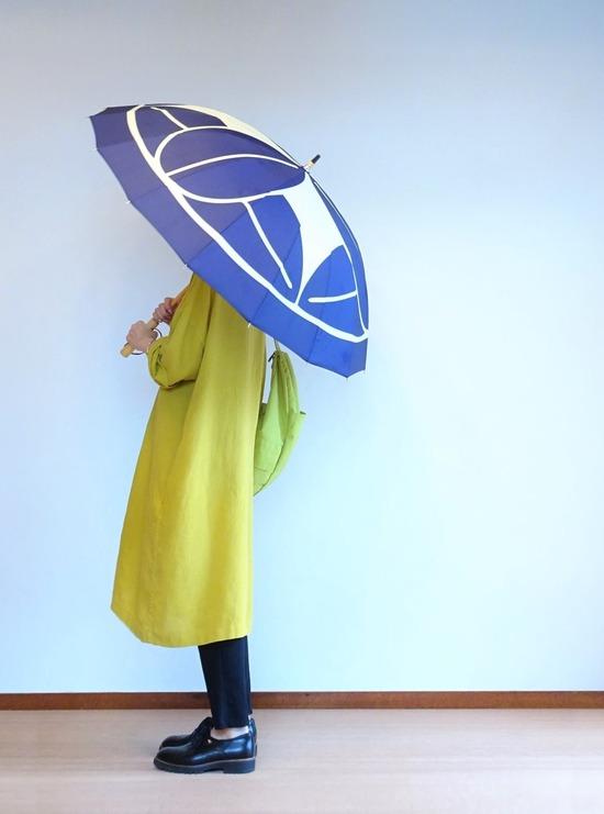 POOL羽織&家紋傘 (1)
